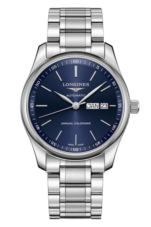 The Longines Master Collection L2.910.4.92.6 (Deposit)