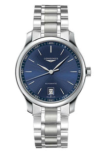 Longines Master Collection 38mm Blue Dial Automatic L2.628.4.92.6
