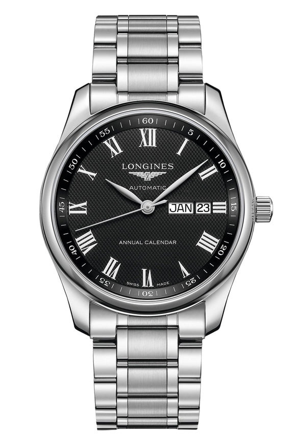 The Longines Master Collection L2.910.4.51.6 (Deposit)