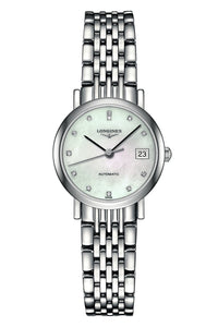 Longines Elegant Collection 25mm Automatic L4.309.4.87.6