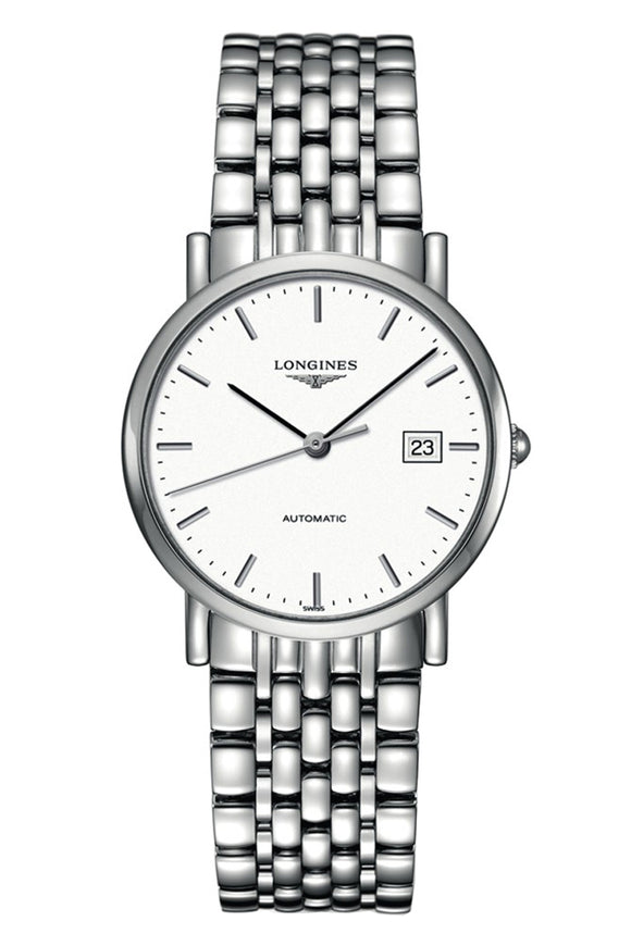 Longines Elegant Collection 34.5mm L4.809.4.12.6