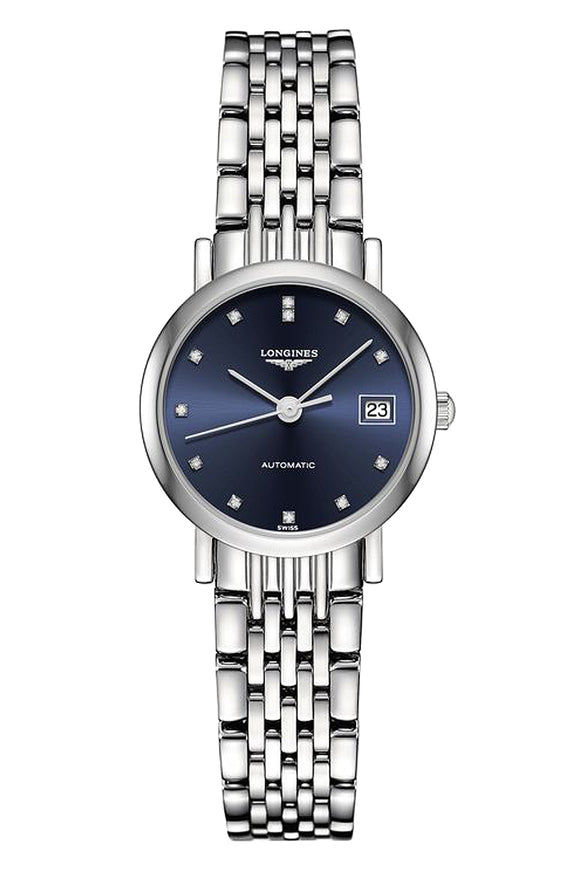 The Longines Elegant Collection L4.309.4.97.6 (Deposit)
