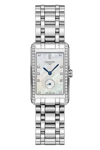 Longines DolceVita 23mm Stainless Steel L5.512.0.87.6