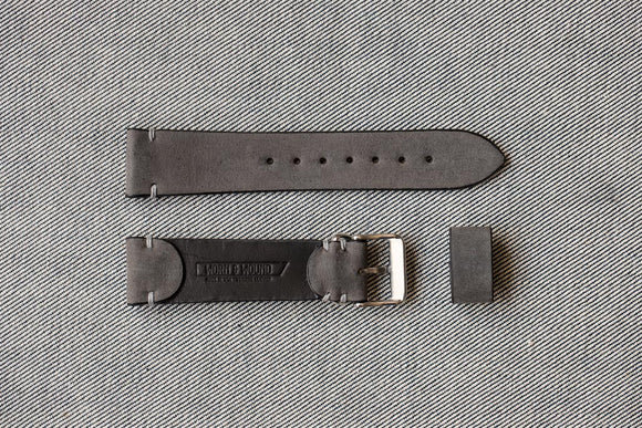 Model 2 Premium Stone Worn & Wound Strap - 20mm