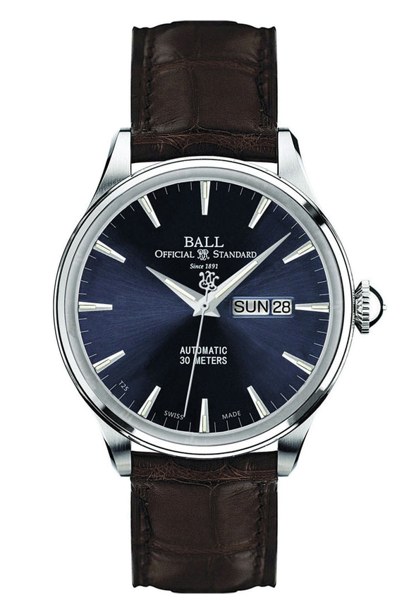 Ball Trainmaster Lady Eternity NL2080D-LJ-BE