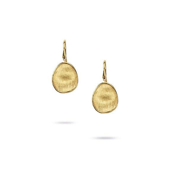 Marco Bicego Lunaria Yellow Gold Earrings OB1341-A-Y