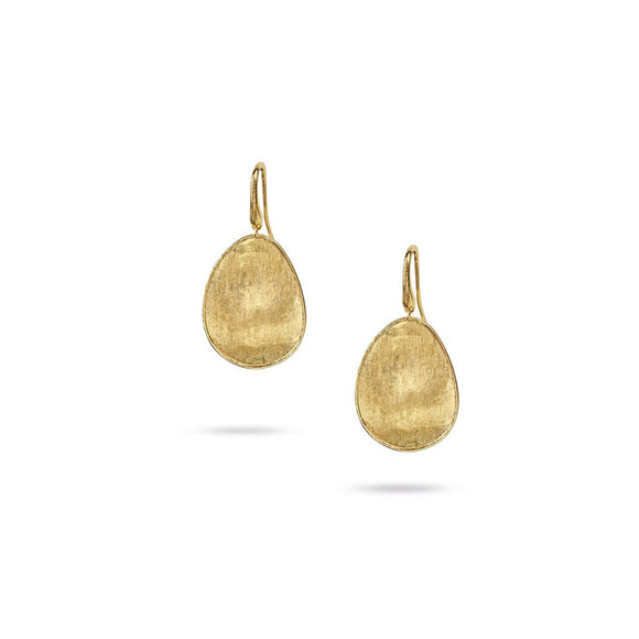 Marco Bicego Lunaria Yellow Gold Earrings OB1343-A-Y