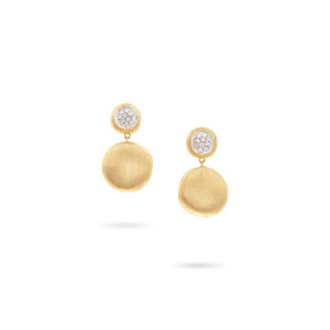 Marco Bicego Jaipur Gold Yellow Gold Earrings  OB1568-B-YW