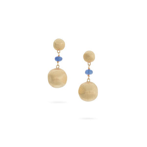Marco Bicego Africa Precious Yellow Gold Earrings OB1596ZB01Y