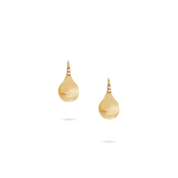 Marco Bicego Africa Gold Yellow Gold Earrings OB1631-ABY