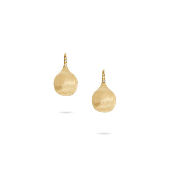 Marco Bicego Africa Gold Yellow Gold Earrings OB1632-ABY
