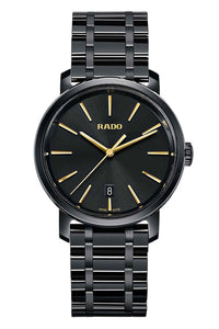 Rado DiaMaster XL Black Quartz R14066152