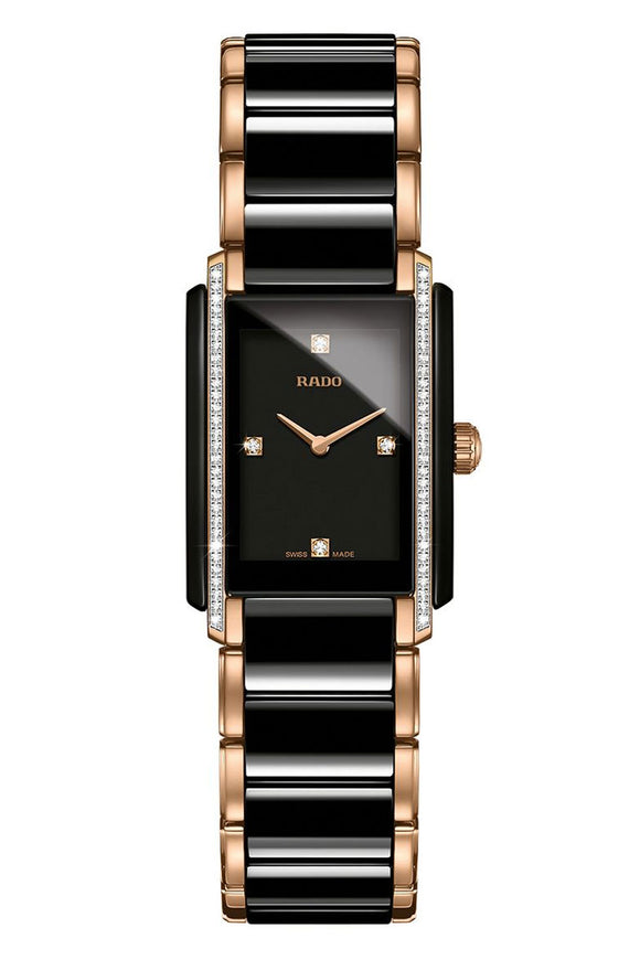 Rado Integral Ladies Diamond Quartz R20228712