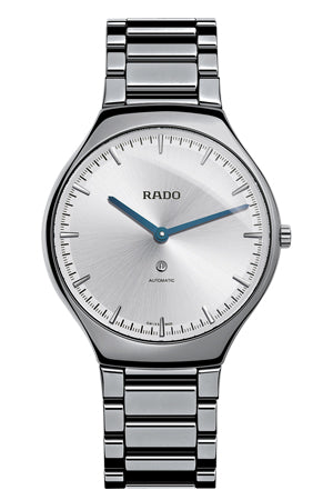 Rado True Thinline Silver Automatic R27972102