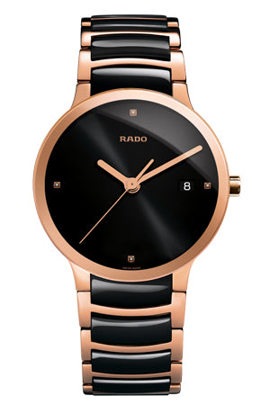 Rado Centrix Diamonds Quartz R30554712