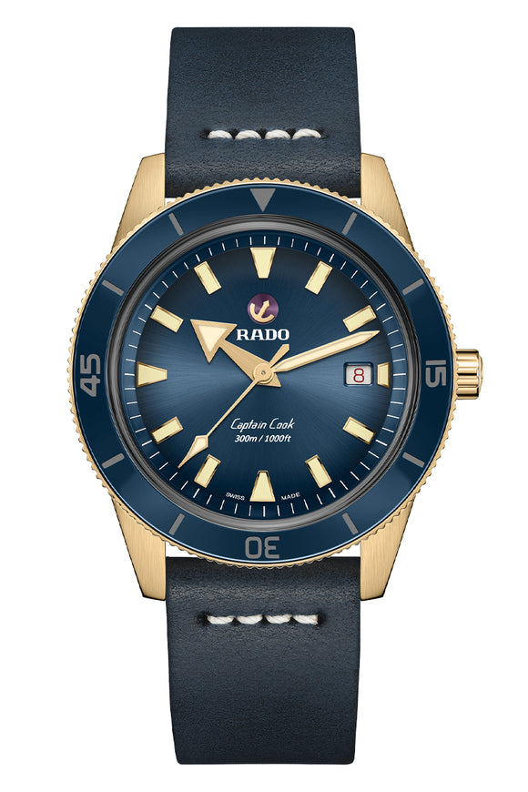 Rado Captain Cook Automatic R32504205 (Deposit)