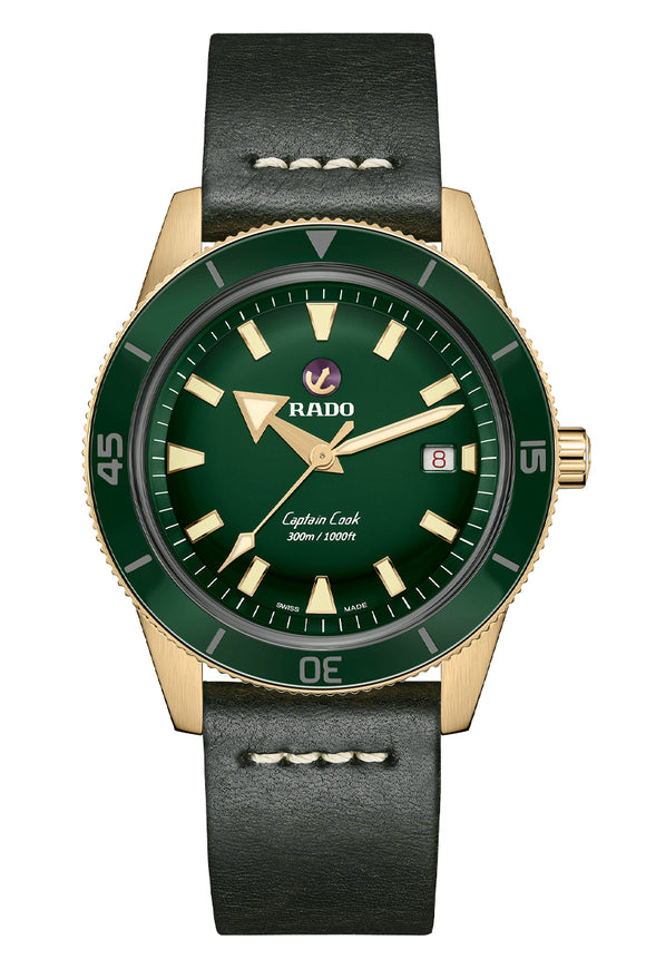 Rado Captain Cook Automatic R32504315 (Deposit)