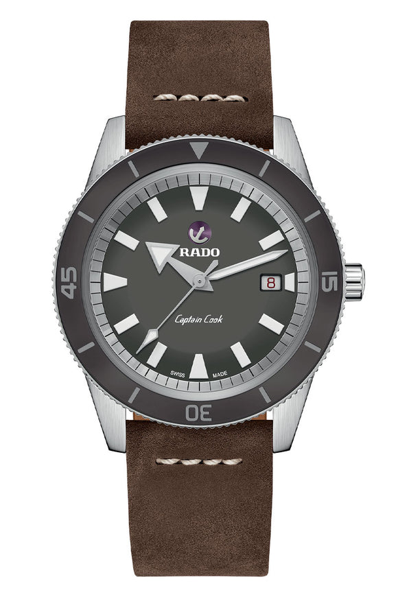 Rado Captain Cook Automatic R32505015