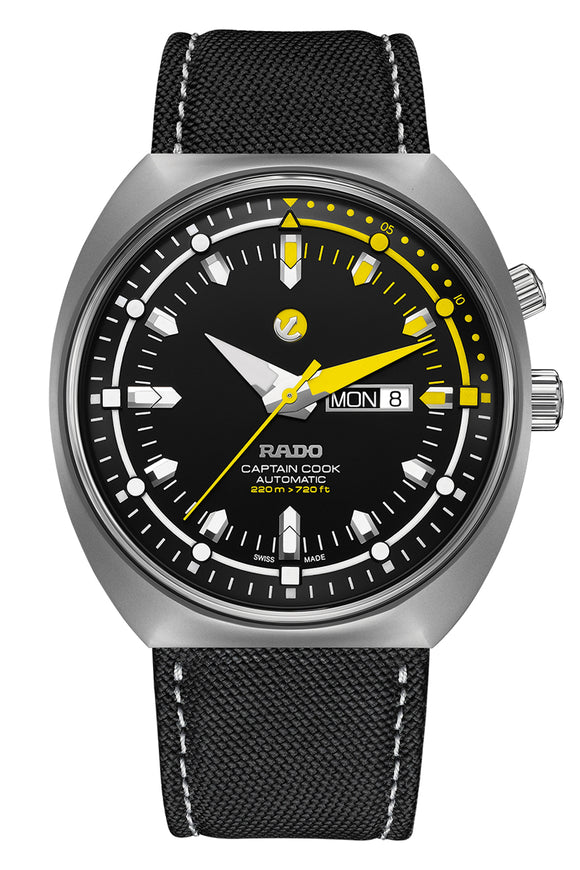 Rado Captain Cook MKIIl Limited Edition R33 030 17 6 (Deposit)