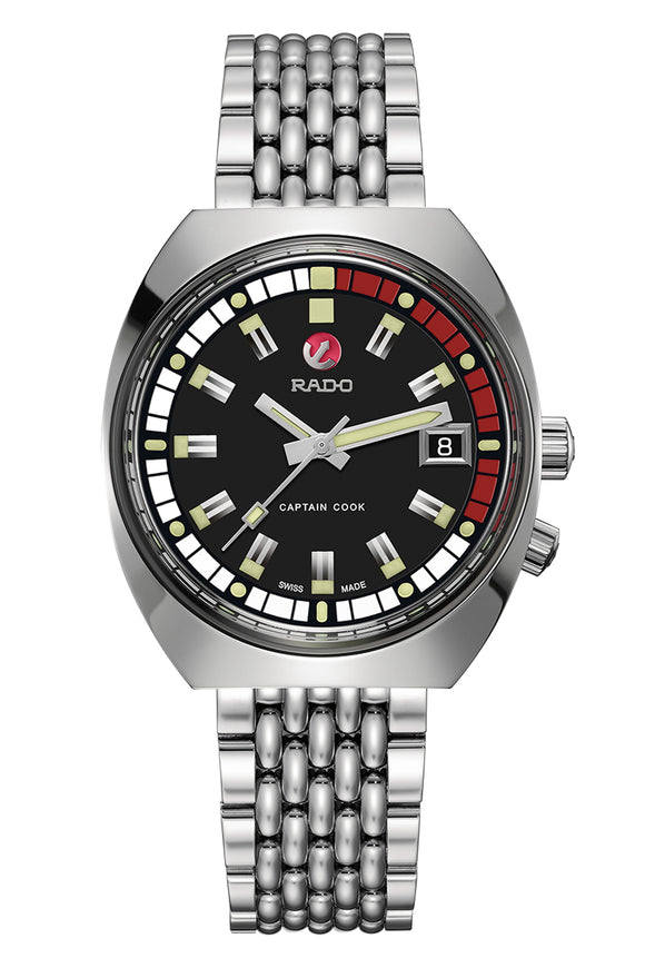 Rado Captain Cook MKII Limited Edition R33 522 15 3 (Deposit)