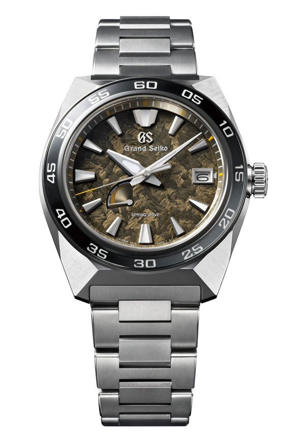 Grand Seiko Spring Drive Titanium 20th Anniversary Limited Edition SBGA403