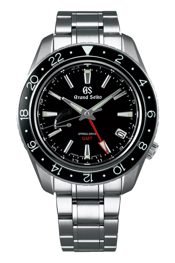 Grand Seiko Sport Spring Drive GMT SBGE201