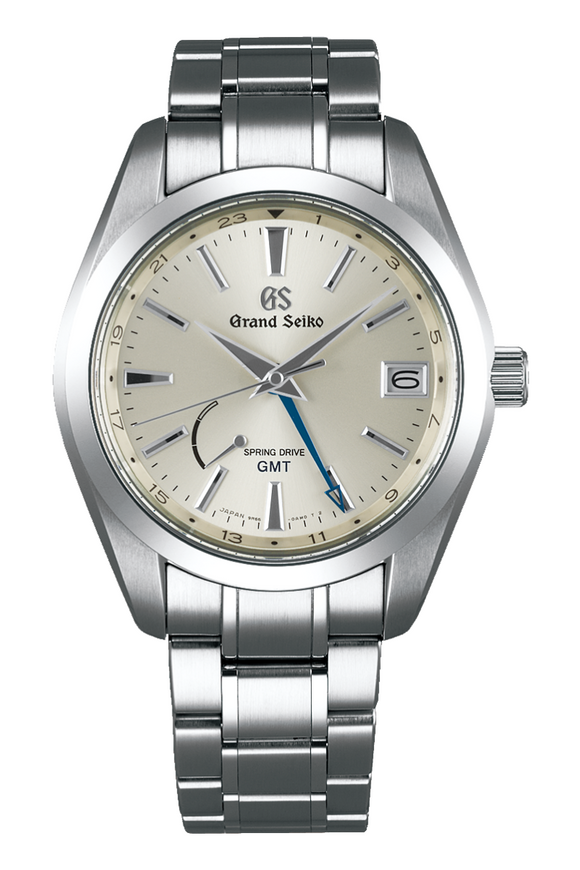 Grand Seiko Spring Drive GMT SBGE205