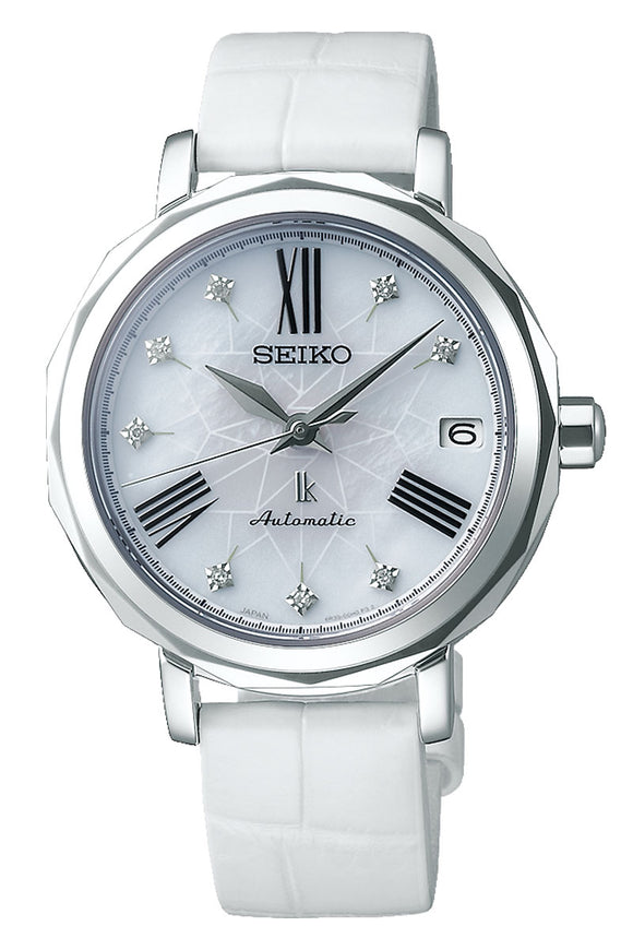 Seiko Lukia Gofun Mother of Pearl SPB133
