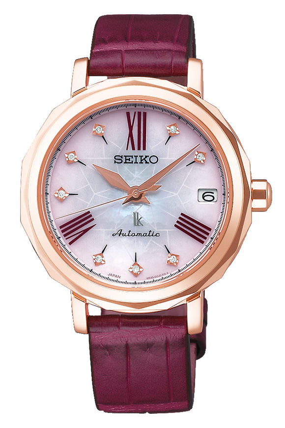 Seiko Lukia Kurenai Red SPB140