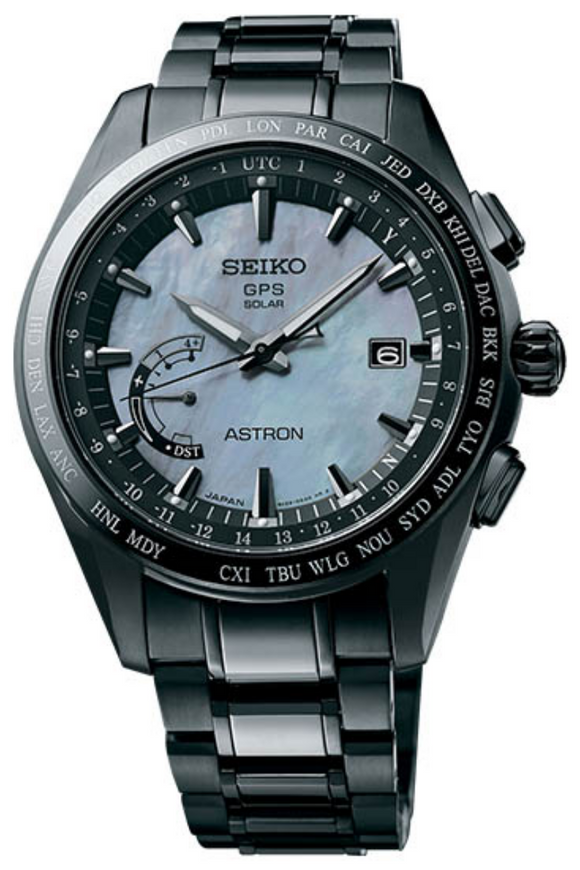 Seiko Astron GPS Solar World-Time Limited Edition SSE091