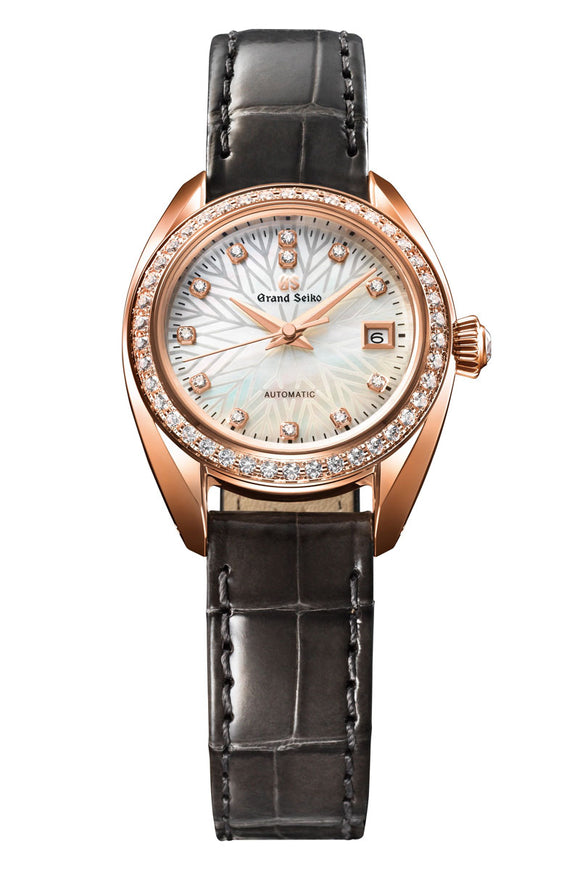 Grand Seiko Ladies 18K Rose Gold Automatic STGK006