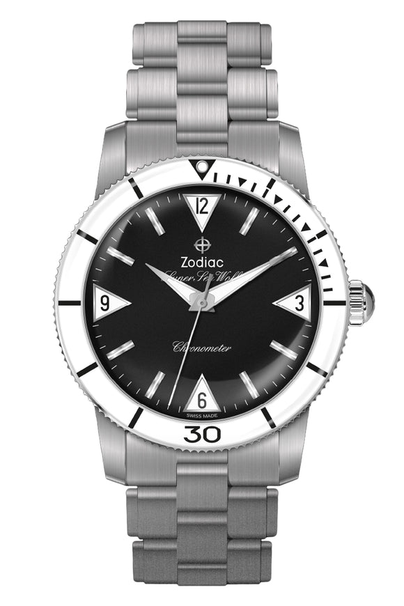 Zodiac Super Sea Wolf Topper Limited Edition