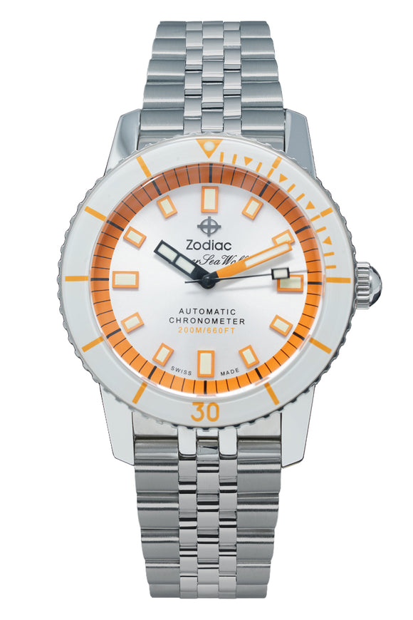 Zodiac Super Sea Wolf ZO9268 Topper Edition