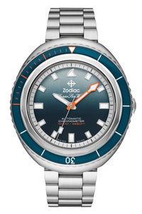 Super Sea Wolf 68 Saturation x Andy Mann Watch Limited Edition ZO9508