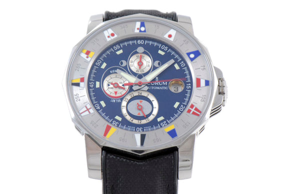 Corum Admirals Cup with Flag Bezel 977.630.20