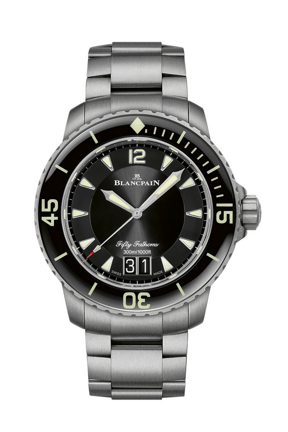 Blancpain Fifty Fathoms Automatic Grande Date 5050-12B30-98
