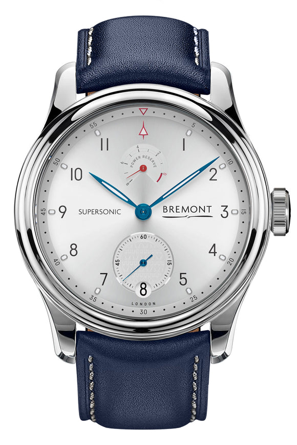 Bremont Supersonic LE Stainless Steel