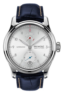 Bremont Supersonic LE White Gold