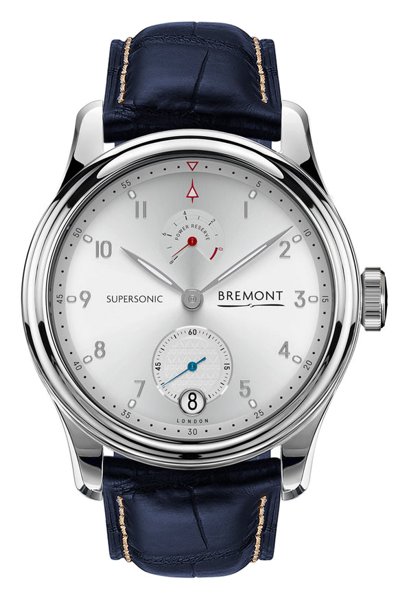 Bremont Supersonic LE White Gold (Deposit)