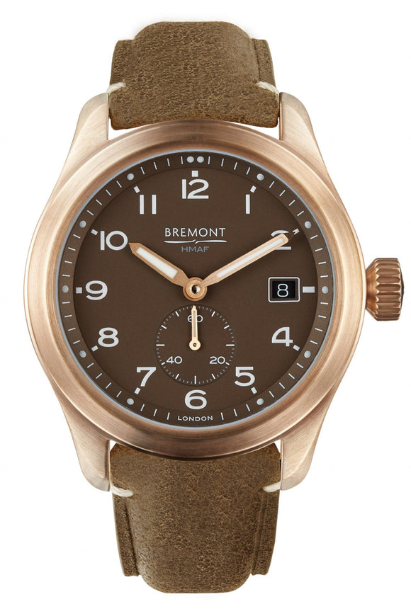 Bremont Army MOD Broadsword Bronze Tobacco (Deposit)