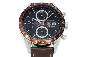 Tag Heuer Carrera CV2013.FC6324 with Extra Strap