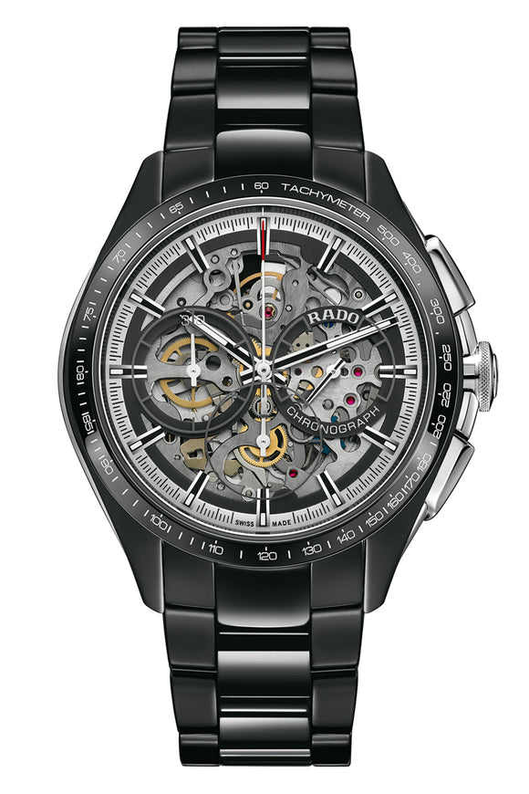 HyperChrome Skeleton Automatic Chronograph Limited Edition Ref. 653.0249.3.015 (Deposit)