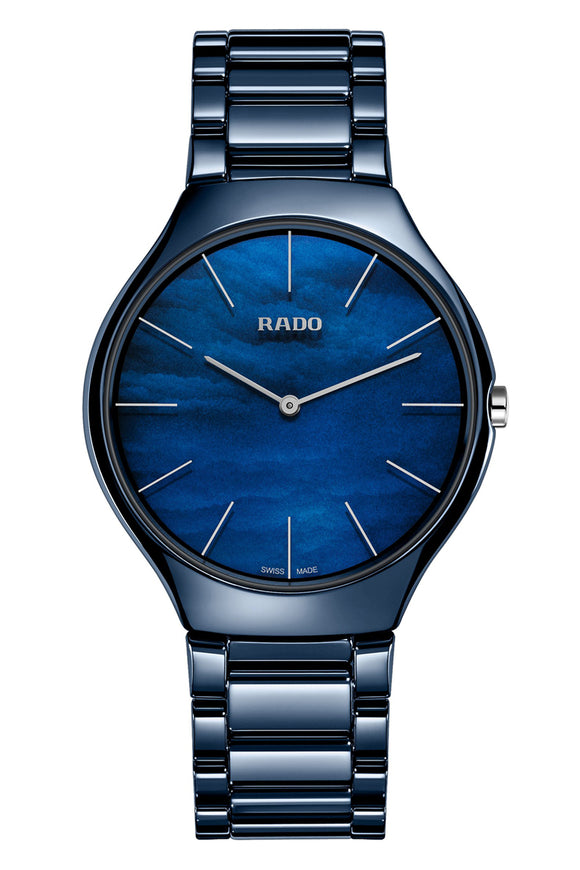 Rado True Thinline Quartz 'Nature' R27005902