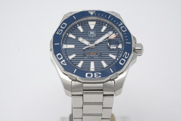 Tag Heuer Aquaracer Calibre 5 WAY211C.BA0928