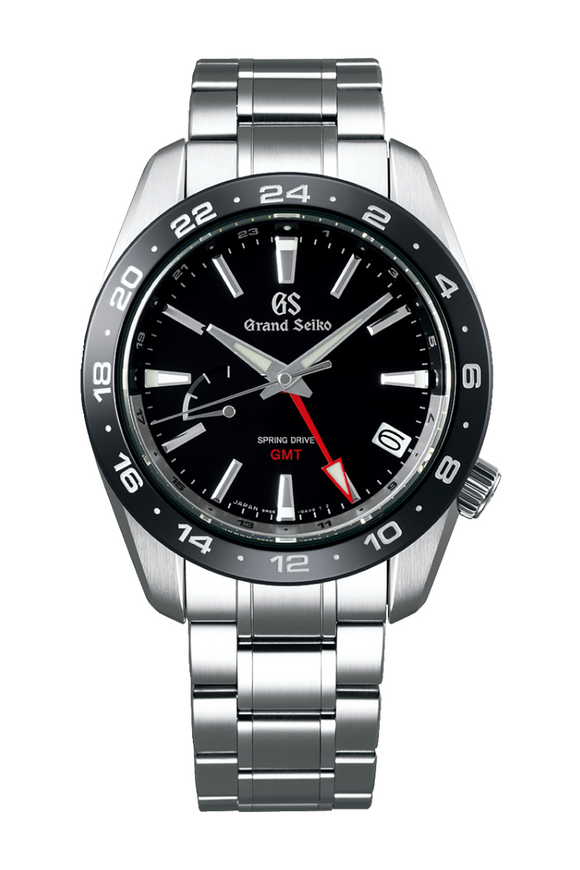 Grand Seiko Spring Drive GMT 40.5mm SBGE253