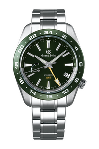Grand Seiko Spring Drive GMT 40.5mm SBGE257 (Deposit)