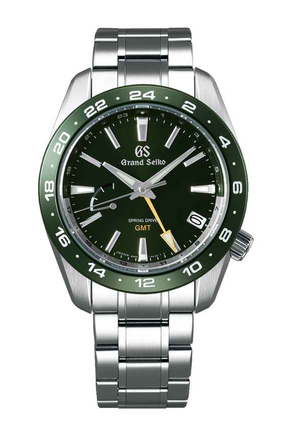 Grand Seiko Spring Drive GMT 40.5mm SBGE257