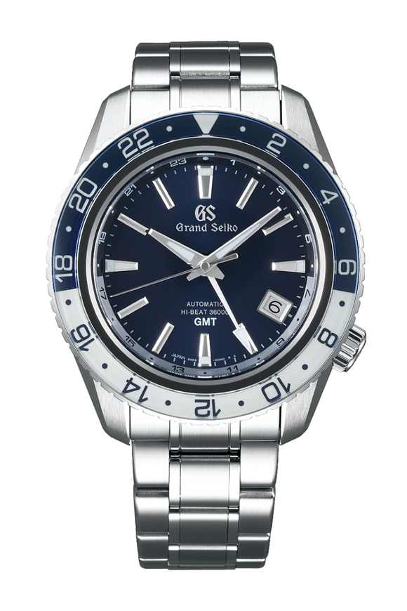 Grand Seiko Sport Hi-Beat GMT SBGJ237