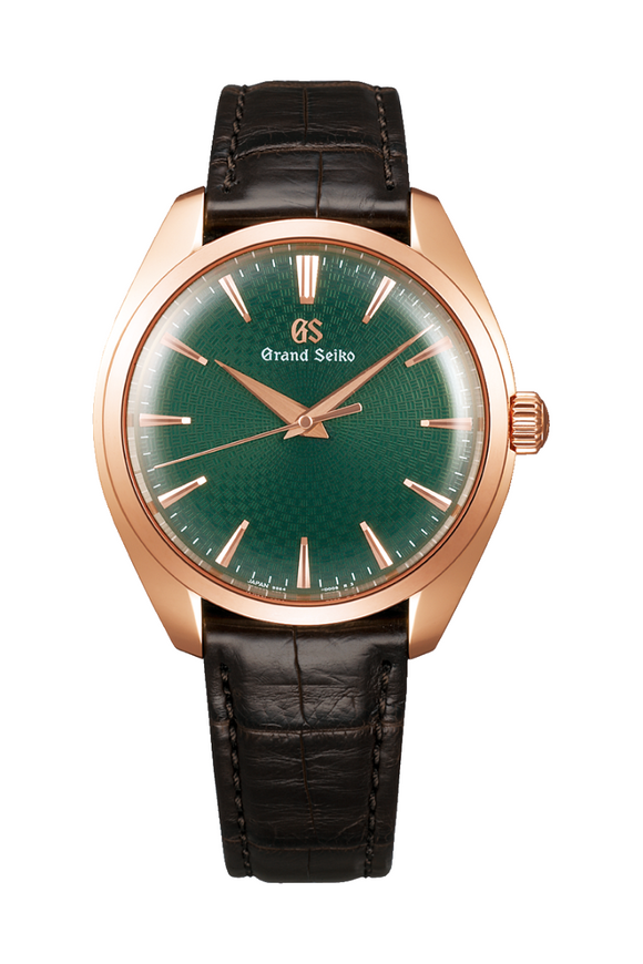 Grand Seiko Elegance 18k Rose Gold Limited Edition SBGW264