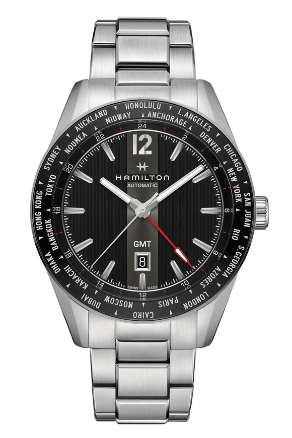 Hamilton Broadway GMT 46mm Limited Edition H43725131 (Deposit)